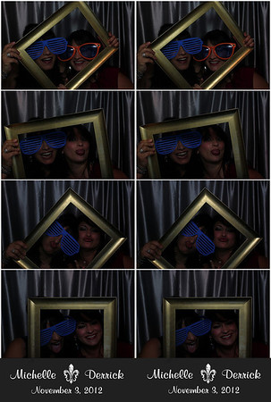 Derrick & Michelle 11.3.12 @ The Riverview Room