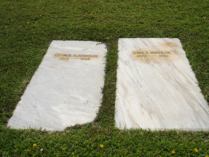George H. and Lida E. Koehler