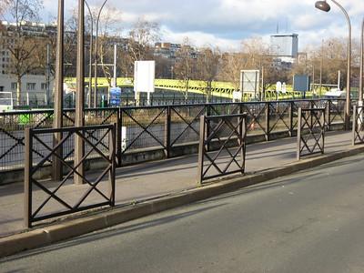 Returning up the Seine