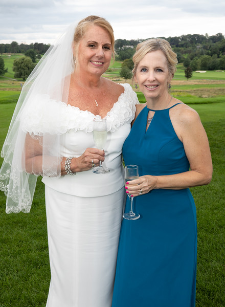 Bride with Guest Outside.jpg
