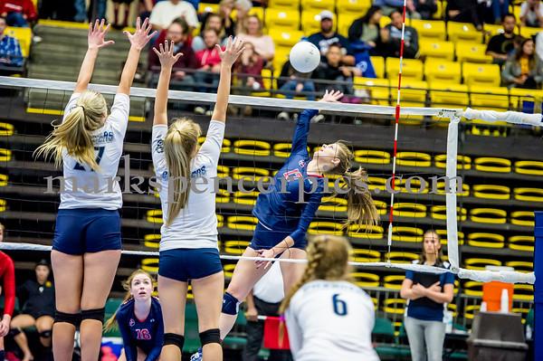 Springville Volleyball 2016