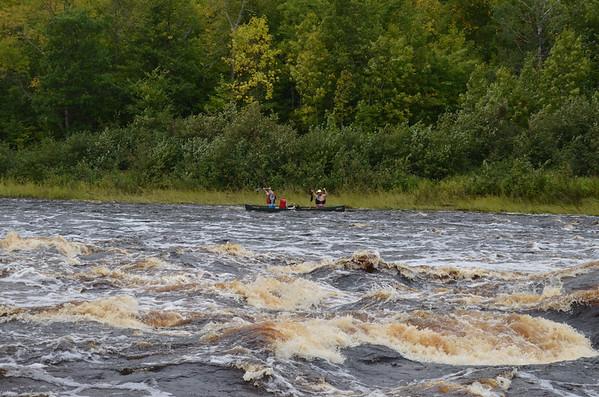 2014 Cornerstone Canoe Trip