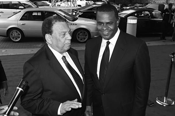 Rev. Joseph Lowery 90th Birthday Celebration Atlanta, GA