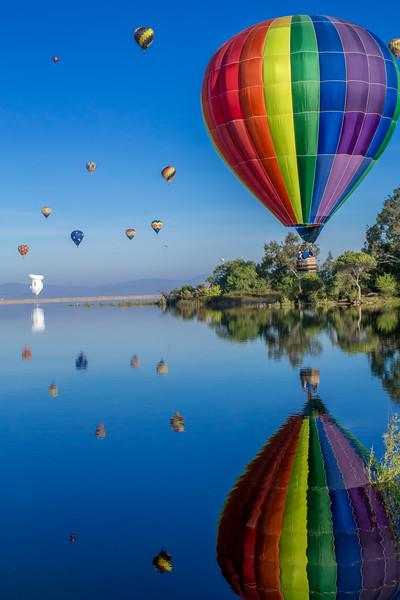 2017 Balloon Launch