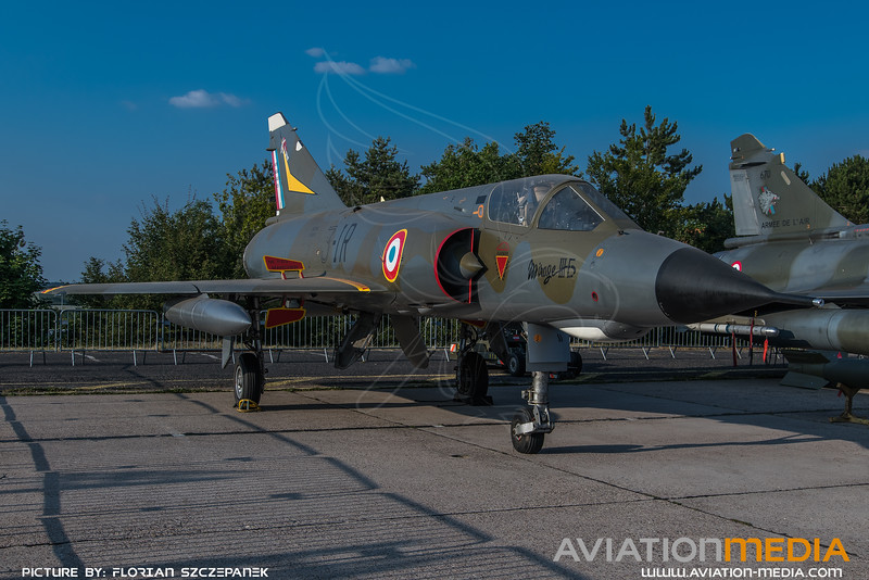 French Air Force / Dassault Mirage III E / 3-IR
