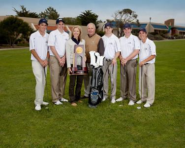 CSUMB Golf Team 11-17-11