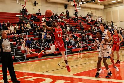 Aggies Boys Basketball Game
