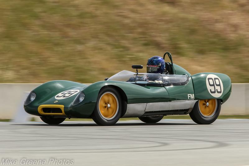 Thor Johnson, 1959 Lotus 17