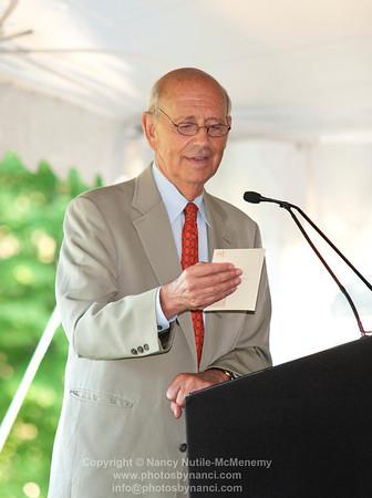 Justice Breyer at Coolidge