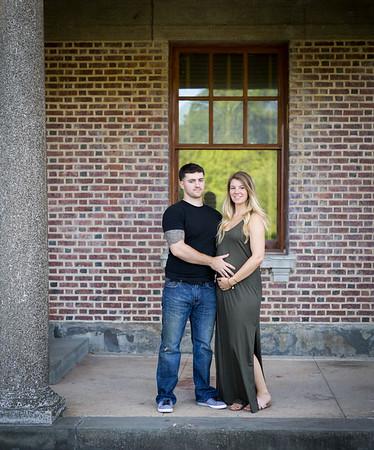 Sage & Rachael ~ expecting