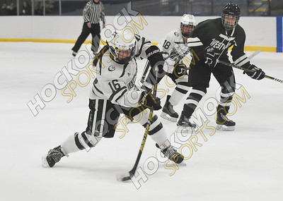 Canton - Westwood Girls Hockey 12-29-19