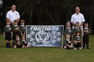 Panthers 2008 Team Photos