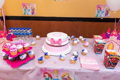 Ericka Rojas - Birthday