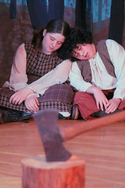 BarnArts Hansel & Gretel