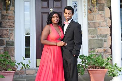 Lauren's Senoir Prom -- 5/3/2013