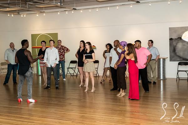 July 2017 Salsa Candela Social
