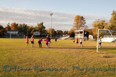 2010 Parents vs PHS Girls Soccer