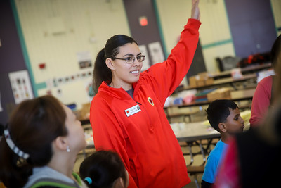 Wellington Service Event 2019 - City Year Boston