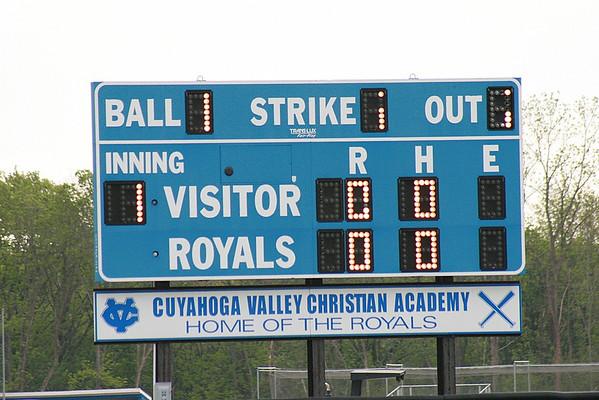 CVCA Spring Sports 2009