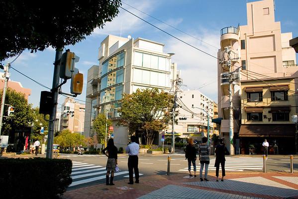 Tokyo Oct. - Nov. 2009
