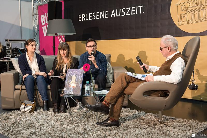 Eindrücke von der Buch Wien 2017 (c) Michael Seirer Photography