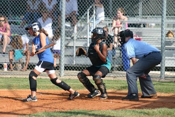 Lady Stros 12U Sugarland Girls Softball Game Sept 30 2006