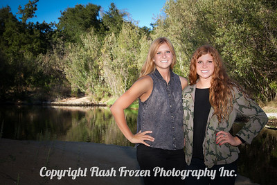 Estes Twins Senior Photos - Class of 2014