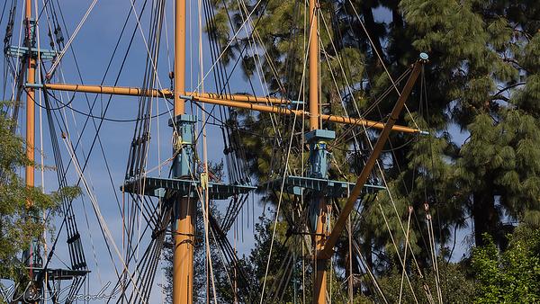 Disneyland Resort, Disneyland, Frontierland, Tom Sawyer Island, Tom, Sawyer, Island, Sailing Ship Columbia, Sailing, Ship, Columbia