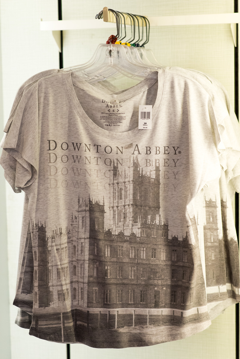 Downton Abbey T-Shirt - Epcot Flower & Garden Festival 2016