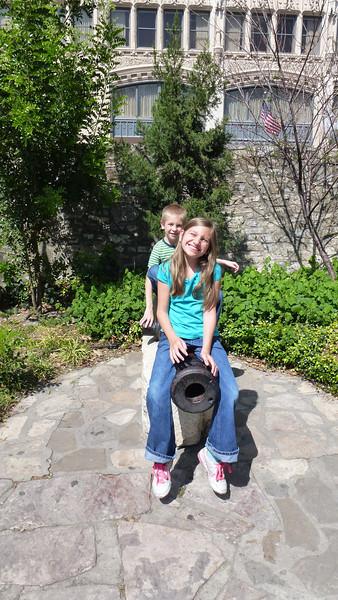 Nephew - Matt and niece - Ashley