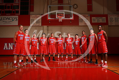Apache Boy Basketball 2013-14