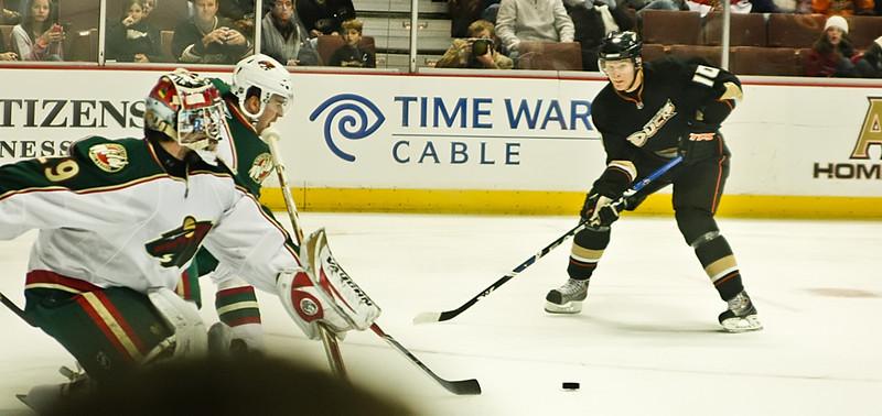 Ducks VS. Wild (12-14-08)