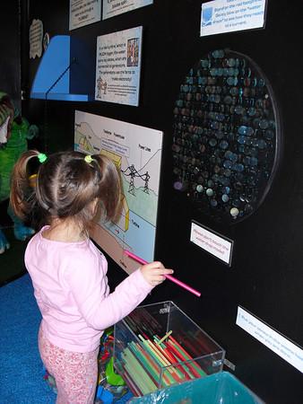 Alyce at La Habra Childrens Museum
