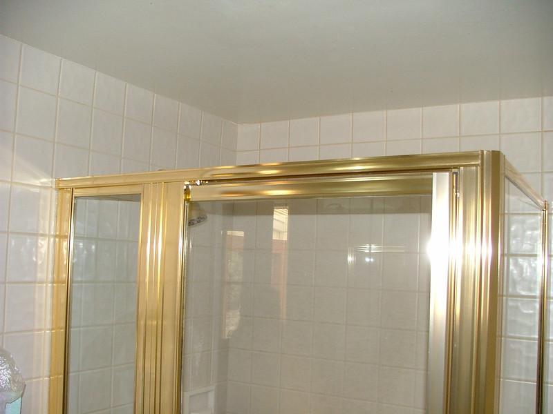MBA shower