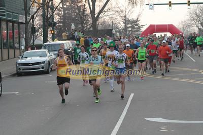 10K Start - 2012 Shamrock N Roll