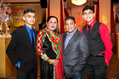 Raja Singh Khakh's Family