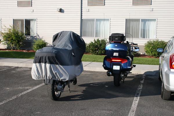 2008 Motorcycle Trip
