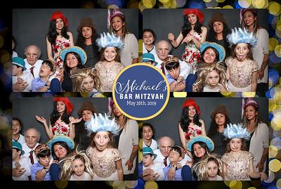2019 Michaels Bar Mitzvah