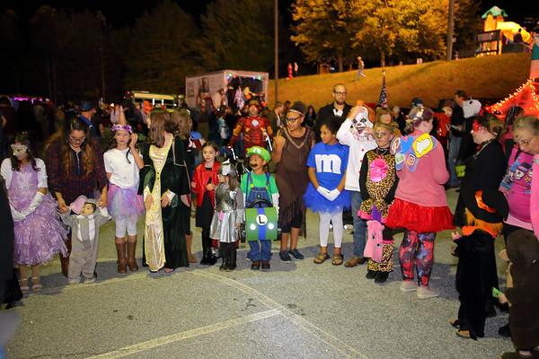 Rabun Rec Department Halloween  2017