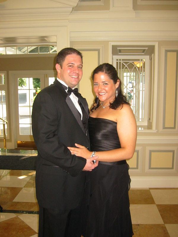 Leslie and Alex's Wedding, 7.2.05