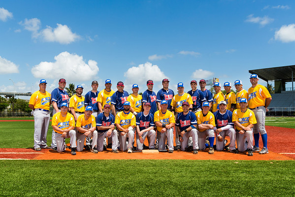 MPD vs. PAPD Baseball Game 2014