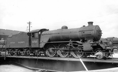 Gresley V4 2-6-2 'Bantam Cock' Class