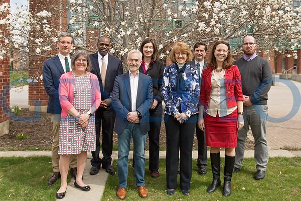 Academic Affairs Team (Photo by Annalee Bainnson)