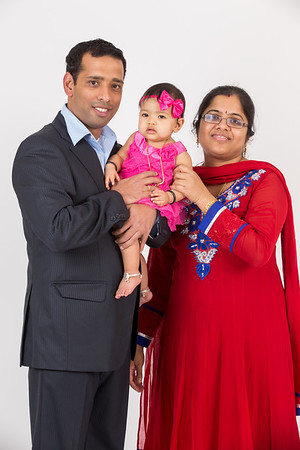 Venky J Family Pictures