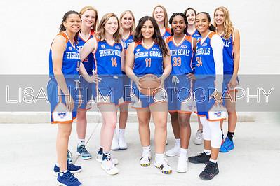 HG April 2019 Team Photo Shoot