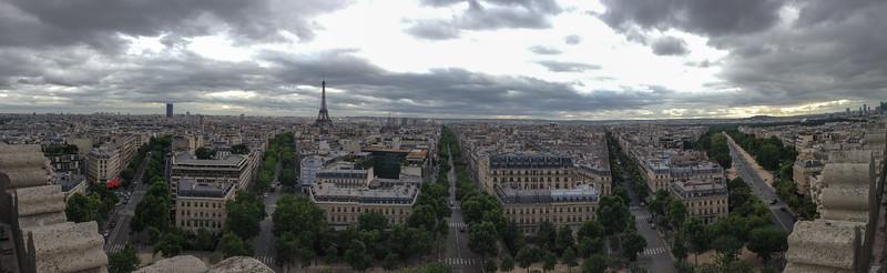 Arc de Triomphe- Paris France - Jul 2013- 040.jpg