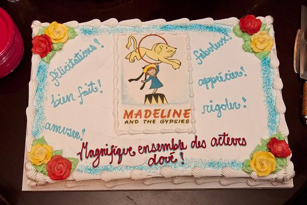 Madeline Offstage