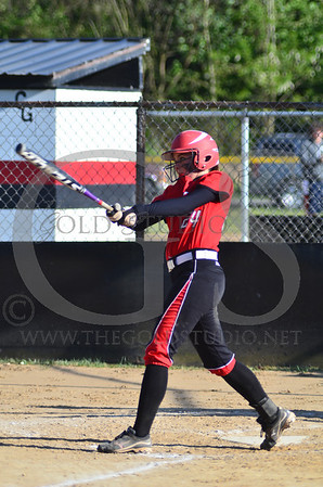 Rock Hill vs Coal Grove SB 4-23-2012
