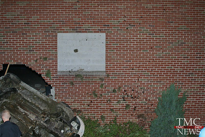 CAR CRASHES INTO BOYS AND GIRLS CLUBS OF LORAIN COUNTY