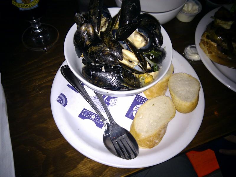 Frjtz - Belgian Mussels - Aries